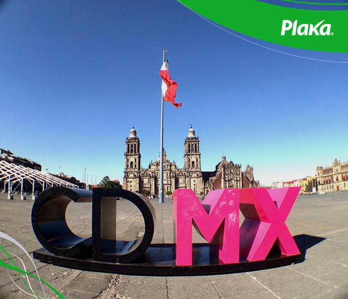 CDMX_Plaka